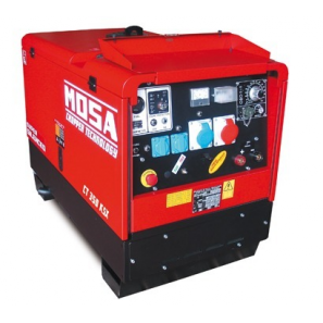 MOSA CS 350 KSX CC-CV MMA - TIG - STICK Welder 10 kVA