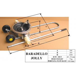 BINDA BARADELLO JOLLY A