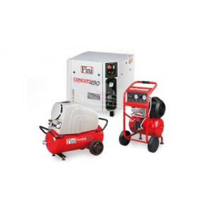 FINI COMPRESSORE K-MAX 15-08 VS