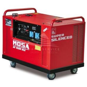 MOSA GE 4500 HSX VERSIONE 230 V - 115 V