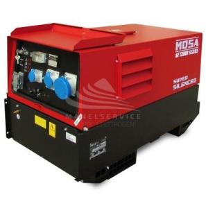 MOSA GE 12000 KSX GS VERSIONE 230 V - 115 V