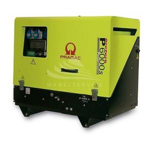 PRAMAC P6000s MONOFASE DPP