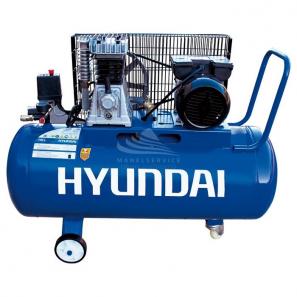 HYUNDAI COMPRESSORE DA 100 LITRI - COD. 65604
