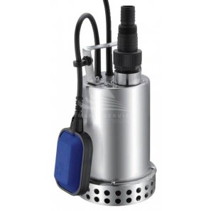 HYUNDAI 35613 Submersible electric pump INOX 550 W Clear and dirty water