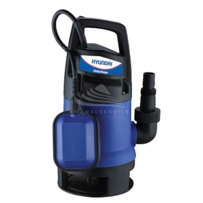 HYUNDAI 35612 Submersible electric pump 750 W Clear and Dirty Water