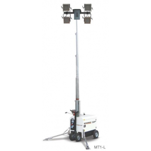 GENERAC MT1-L LED Lighting Tower with 5 kVA Genset