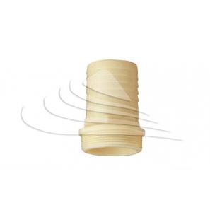 GMP - Raccordo semplice in nylon