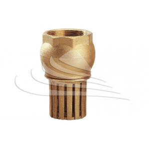GMP - Bottom valve (brass)