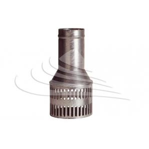 GMP - Succheruola zincata per elettropompe