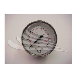 GMP - axial pressure gauge