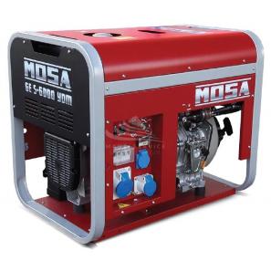 MOSA GE S-6000 YDM RECOIL STARTER, AVR
