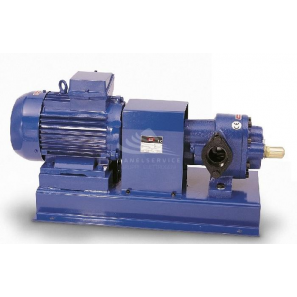 Pompe volumetriche autoadescanti ad ingranaggi con by-pass per liquidi