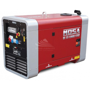 MOSA GE SX-12000 KTDT