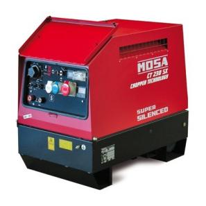 MOSA CT 230 SX PLUS