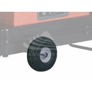 BM2 PNEUMATIC WHEELS KIT DIAMETER 250 mm