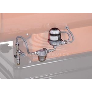 BM2 SINGLE-PIPE EXTERNAL FUEL TANK CONNECTION KIT WITH DE-AERATOR