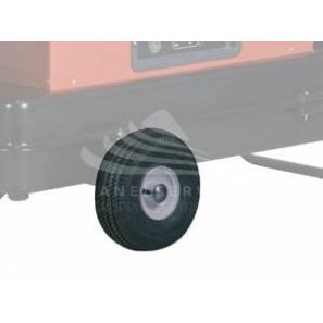BM2 PNEUMATIC WHEELS KIT DIAMETER 250 mm FOR EC 85