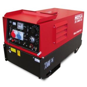 MOSA TS 300 KSX/EL Motosaldatrice MMA ad Arco Supersilenziata 400 V/230 V/110 V
