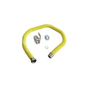 BM2 LOW PRESSURE GAS HOSE + GAS VALVE + CONNECTIONS FOR TITAN 145