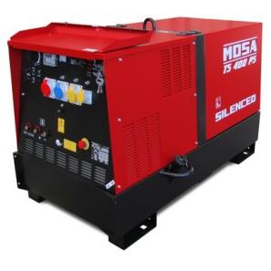 MOSA TS 400 PS/EL BC Motosaldatrice MMA ad Arco 110V/230V/400V
