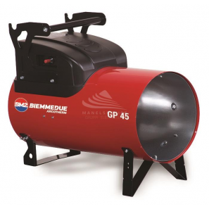 BM2 FORCED AIR SPACE HEATERS GP 45