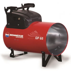 BM2 FORCED AIR SPACE HEATERS GP 65