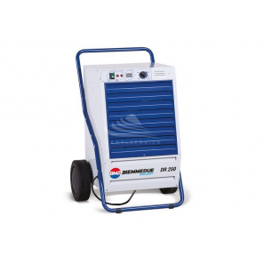BIEMMEDUE PROFESSIONAL DEHUMIDIFIER DR 250 DUAL VOLTAGE
