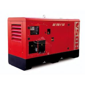 MOSA GE 110 FSX Three-phase 110 kVA AVR generator