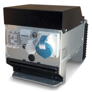 SINCRO FK4 MCS Single Phase Synchronous AC Alternator 6.5 kVA Capacitor