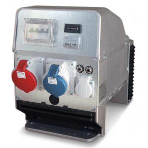 SINCRO FT4 MBS Three Phase Synchronous AC Alternator 9 kVA Compound