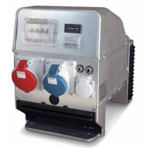 SINCRO FT4 MBR Three Phase Synchronous AC Alternator 9 kVA D-AVR