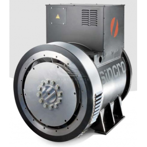 SINCRO SK400 SE SAE Three Phase Synchronous AC Alternator 900 kVA PMG D-AVR