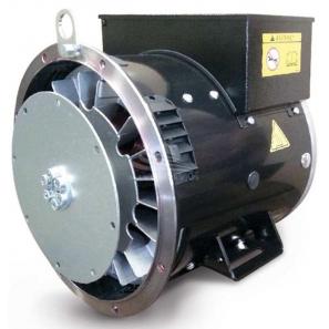 SINCRO ALTERNATOR SK160 CA1 SAE3 Single Phase Synchronous AC Alternator 12 kVA AVR Supercompact