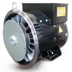 SINCRO SK160 LA2 SAE3 Single / Three Phase Synchronous AC Alternator 28 kVA AVR Supercompact