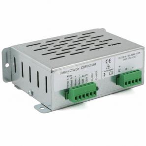 JANUS CBF01203M Caricabatteria Switching da 14V - 3A