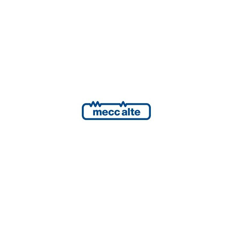 MECC ALTE TERMINAL BOX WITH N.2 230V 16A SCHUKO AND N.1 BREAKER FOR S20W ALTERNATORS