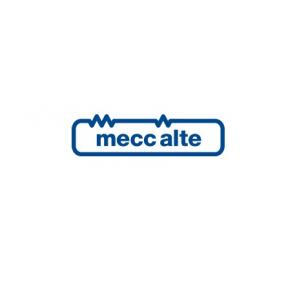 MECC ALTE CUFFIA CON PRESE N.2 230V 16A SCHUKO E N.1 INTERRUTTORE PER ALTERNATORI S16F/ES16F