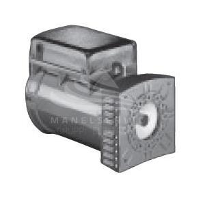 MECC ALTE T20FS-160 THREE PHASE ALTERNATOR 12.5 KVA CAPACITOR