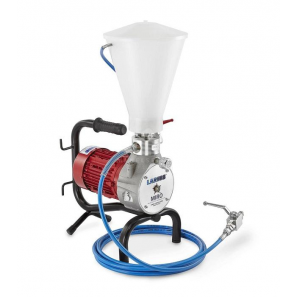 LARIUS MIRO' INJECTION - Diaphragm pump for resin injection