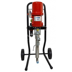 LARIUS GHIBLI - Pneumatic high pressure cleaner Hydro Clean 10:1 Inox