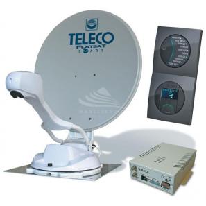TELECO TELAIR Flatsat Classic S85 Antenna Satellitare Automatica 85 cm