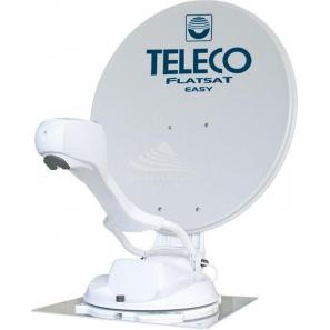 TELECO TELAIR Flatsat Easy S50 Antenna Satellitare Automatica 50 cm