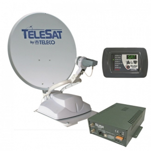 TELECO TELAIR Telesat 85 Antenna Satellitare Automatica 85 cm