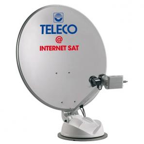 TELECO TELAIR Internet Sat 85 Antenna Satellitare Automatica 85 cm