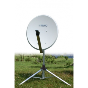 TELECO TELAIR Carry Sat 65 cm Kit Satellitare Portatile