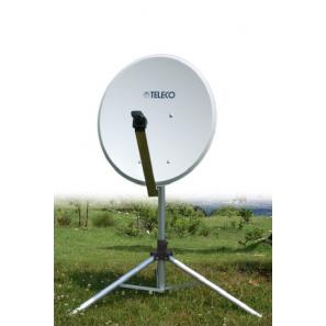 TELECO TELAIR Carry Sat 85 cm Kit Satellitare Portatile