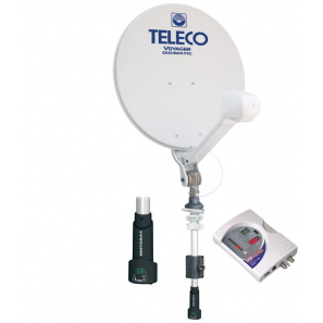 TELECO TELAIR VOYAGER DIGIMATIC 50 Antenna satellitare manuale da parete