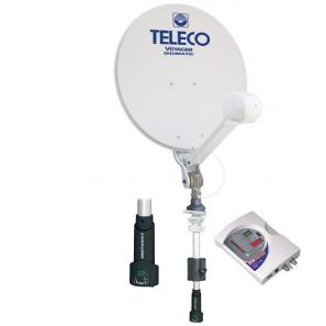 TELECO TELAIR VOYAGER DIGIMATIC 50 Antenna satellitare manuale da parete