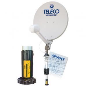 TELECO TELAIR VOYAGER G3 50 Antenna satellitare manuale da parete