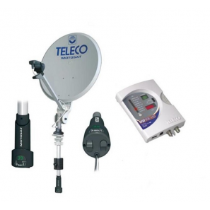 TELECO TELAIR MOTOSAT DIGIMATIC 65 Antenna satellitare semiautomatica da parete